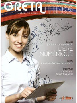 Magazine du GRETA Aix-Marseille