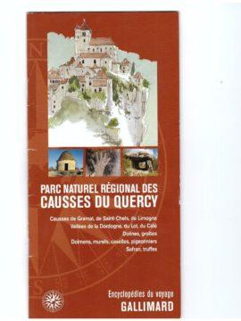Guide PNR Causses du Quercy